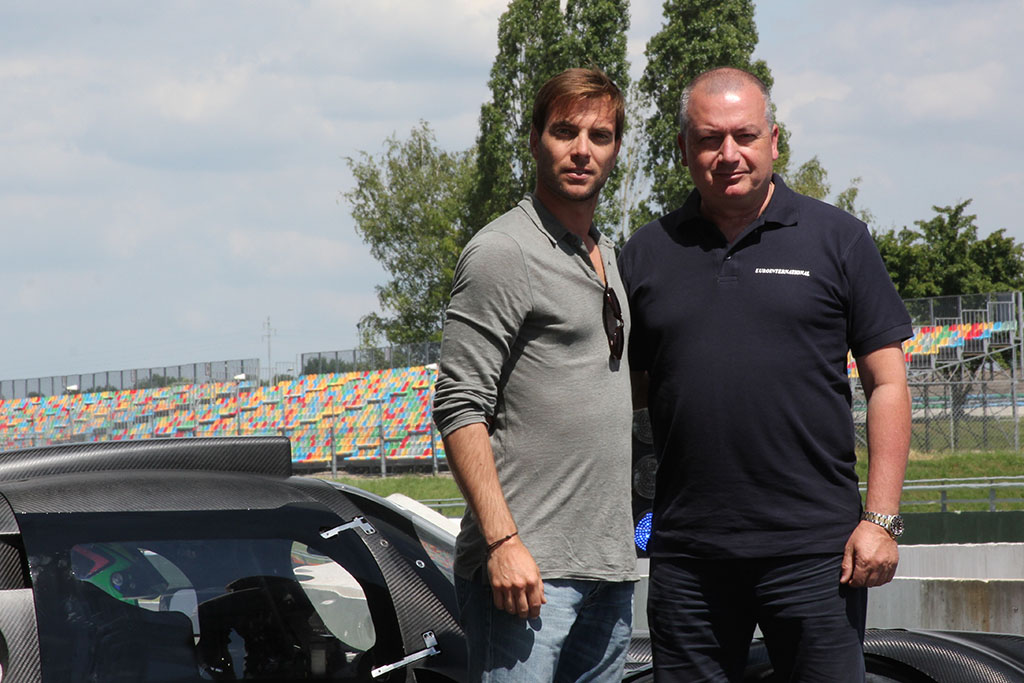 Giorgio Mondini & Antonio Ferrari