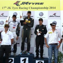 JK Racing Asia Series - Coimbatore