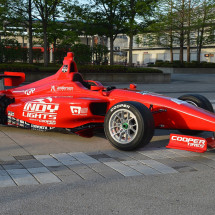 Dallara IL15 Indy Lights