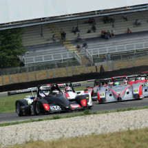 Giorgio Mondini (Eurointernational,Ligier-CN2 #36)