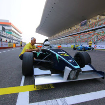 2015 JK Tyre Racing Championship India, Round 3 - Buddh Int Circuit (1)
