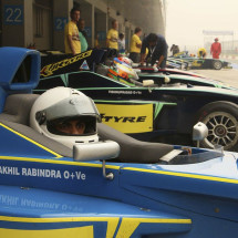 2015 JK Tyre Racing Championship India, Round 4 - Buddh Int Circuit (6)