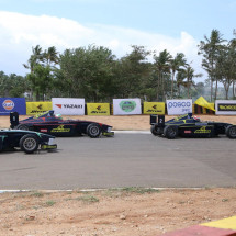 JK Racing India Series 2015