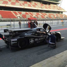 Eurointernational ELMS VdeV Winter Test 2015 - Barcelona (9)